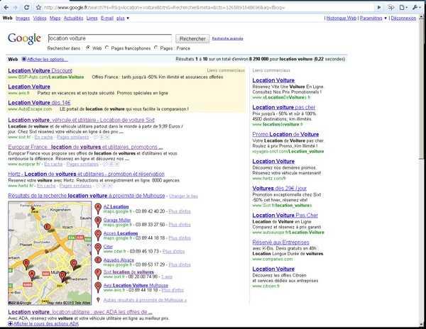 | SEO : ne négligez pas la recherche locale