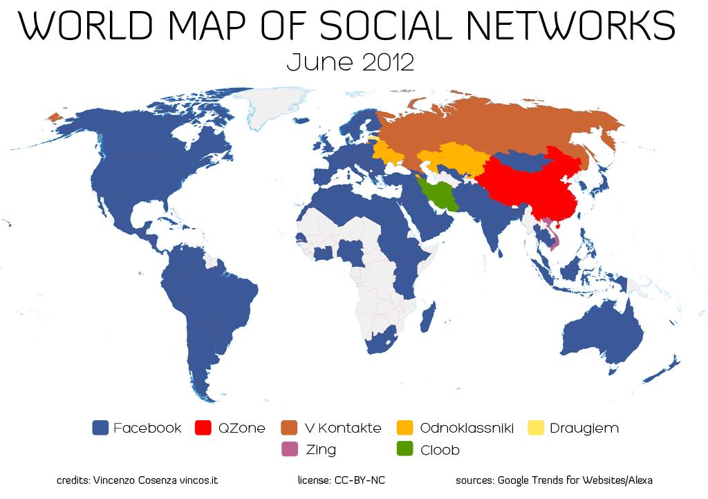| Facebook : Roi du monde ?