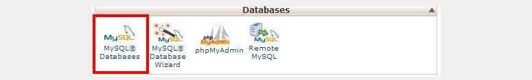 Bases de données MySQL